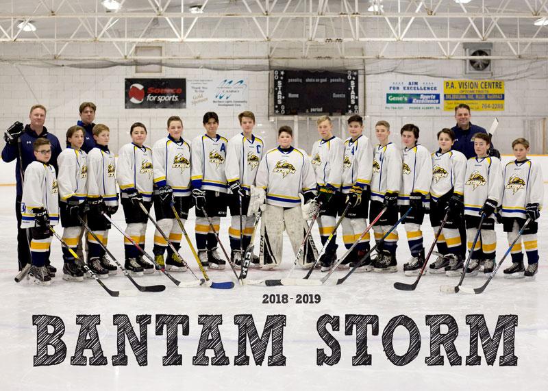 2018-19 Bantam Storm