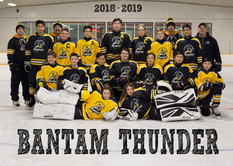 2018-19 Bantam Thunder