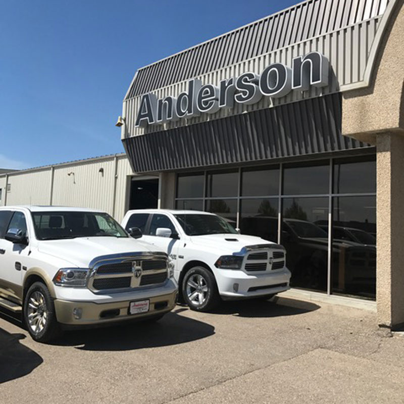 Anderson Motors